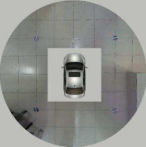 車輛環場監控於嵌入式系統