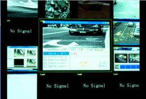 Long-range human tracking system